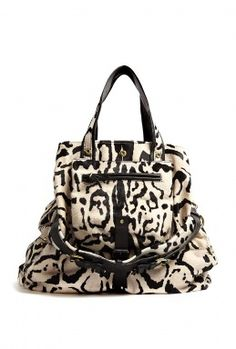 Billy Wildcat print Large Bag by Jerome Dreyfuss