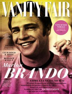 Vanity Fair Italia - 13/Agosto/2014 - Marlon Brando