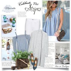A fashion look from May 2016 by thewondersoffashion featuring MANGO, Topshop, Paige Denim, Steve Madden, Louis Vuitton, Allurez, New Look e CÉLINE