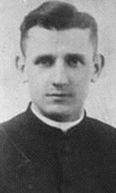 Blessed Stefan Wincenty Frelichowski (b. January 22, 1913 - February 23, 1945 in Dachau) was a Polish priest, Arrested by the Gestapo on October 18, 1939, he was imprisoned in the German concentration camps Stutthof, Grenzdorf, Sachsenhausen and Dachau, where he died
