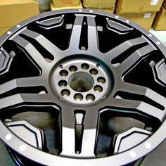 Not a NASCAR fan? Get these wheels for $800 shipped. Matte or Gloss black. Im running this special this weekend only - DM me for details!
