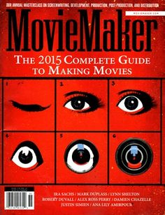 Moviemaker Magazine | 9/2014 Cover