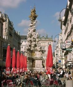 Vienna, Austria was the city I did not expect to fall in love with. One day, I want to return here.