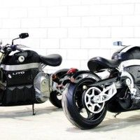"""Piękny """"elektryk"""" z Kanady Okazuje się, że Kanadyjczycy pomimo chłodnej aury potrafią zrobić coś szalonego. Już niedługo w sprzedaży pojawi się elektryczny motocykl Sora."""