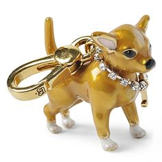 HAVE! #chihuahua Juicy Couture charm... My hubby bought this charm for me.