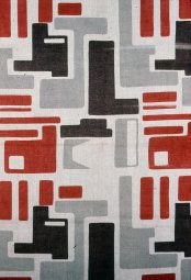 """Keys"" by Ruth Adler Schnee, c. 1953-65."