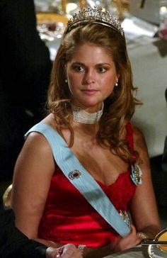 Nobel-palkintogaalassa vuonna 2002.