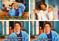 I love this show! Best Tv Shows, Favorite Tv Shows, Best Shows Ever, Turk And Jd, Scrubs Tv Shows, Hey Dude, Parks N Rec, Real Friends, Really Funny
