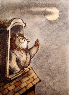 -- Owl at Home by Arnold Lobel