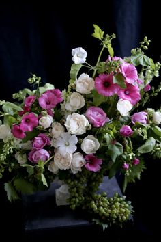 "botanic-art: "" Floral Arrangement ©Botanic Art """