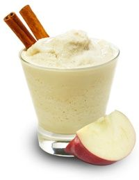 High Protein, Low Cal Recipes - Apple Pie Protein Shake, 245 calories & 30 g protein. Love our new smoothie maker :) Protein Smoothie Recipes, High Protein Recipes, Healthy Smoothies, Healthy Drinks, Healthy Eating, Protein Shakes, Healthy Shakes, Whey Protein, Lunch Snacks