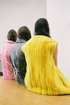 Inspired by Matisse: Bruna Kazinoti for Dust Magazine, July 2014 | Styling: Mauricio Nardi