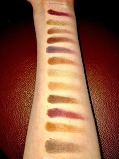 Check out my review :) Makeup Revolution - I Heart Makeup - I ♡ Chocolate - Review | Makeup and Happiness