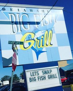 3. Big Fish Grill, Rehoboth Beach