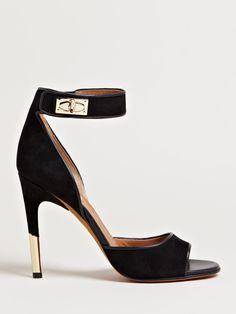 Givenchy Womens Metal Stiletto Heels   LN-CC