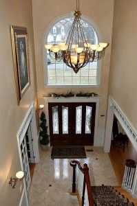 1000 images about looking at foyer lighting on pinterest for 2 story foyer chandelier
