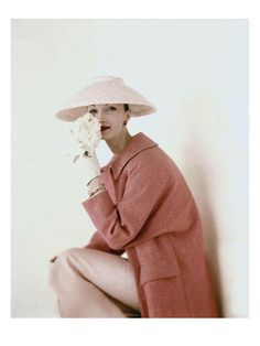 Vogue - March 1956 Fotografie-Druck  color harmony