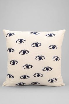 Magical Thinking Embroidered Eye Pillow