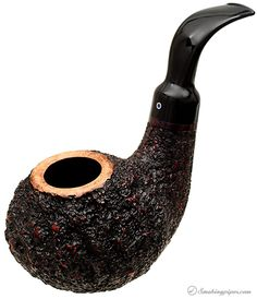 Ardor Urano Giant Bent Apple Pipes at Smoking Pipes .com Would love one of these!