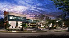 Shopping Center in Barra da Tijuca, RJ, Brazil @Behance: \u201cShopping Center in Barra da Tijuca, RJ, Brazil\u201d https://www.behance.net/gallery/47327927/Shopping-Center-in-Barra-da-Tijuca-RJ-Brazil