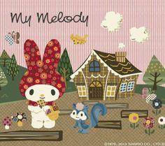My Melody.