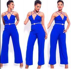 @s_k_vfashion Fashion Killa, Chic, Jumpsuit, Hair Styles, Clothes, Dresses, Eye, Pants, Shabby Chic