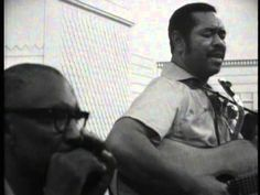 Sonny Terry & Brownie McGhee  -  Stranger Blues