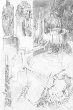 Helm's Deep by Alan Lee Alan Lee, Demon Dragon, Dragons, Into The West, Fanart, Jrr Tolkien, Illustration, Middle Earth, Lord Of The Rings