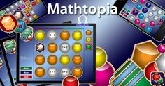 Here is a review about Mathtopia - an awesome and highly addictive Ipad game for reinforcing basic math facts.