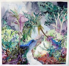 Wonderful painting by Tatiana Musi.