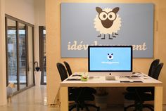 web agency idéveloppement design workplace darwin decor