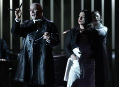 The Best Musicals for Halloween...Don't Exist: Michael Cerveris and Patti LuPone in Sweeney Todd