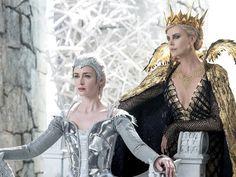 """Dicas de Filmes pela Scheila: Filme: """"O Caçador e a Rainha do Gelo (2016)"""""""
