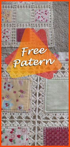Patchwork Quilt Crochet Free Pattern – High Tea Fusion Quilt, Patchwork Quilt Crochet Pattern, Patchwork, Quilt, Pattern, Free, Free Pattern, Easy, Ideas, For Beginners, Tutorial, Crafts, DIY, Handmade, Patterns, How to Make a. #crocheting #YarnOfCrochet #crochet #crochetpattern #crochetaddict #freepattern #quilt #patchwork