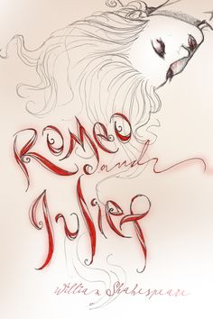 """Waiting for """"Romeo and Juliet"""" at Mavù in September...     Francisco Hernandez's cover for Romeo and Juliet"""