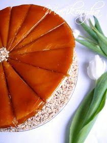 Macikonyha: Dobostorta Cantaloupe, Bakery, Food And Drink, Fruit, Cooking, Recipes, Caramel, Kitchen