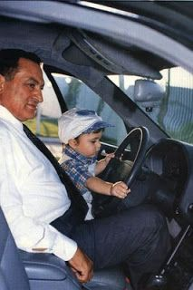 With Mubarak officially beginning his trial, I scrambled to write a piece on the former/deposed president. During my research, I came ac. President Of Egypt, Old Egypt, Old Pictures, Red Hair, Egyptian, Baby Strollers, Presidents, Actresses, History