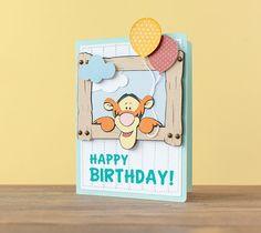 Happy Birthday Tigger Card