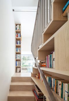 Chelsea Town House by Moxon Architects (16)