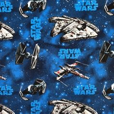Star Wars Ships Cotton Fabric Sew Over It Patterns, New Look Patterns, Disney Star Wars, Disney Stars, Fleece Fabric, Cotton Fabric, Harry Potter Fabric, Christmas Fabric Crafts, Tilly And The Buttons