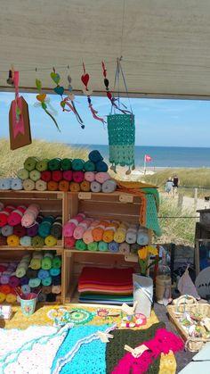 Roots market Egmond aan zee.
