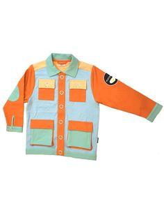Retro Stil, Orange, Kind Mode, Button Down Shirt, Men Casual, Sweatshirt, Mens Tops, Shirts, Fashion