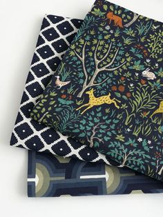 Global influences in new fabric collection from Robert Allen and DwellStudio.
