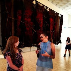 Interview and tour of Museo Tamayo in Mexico City #interview #dlujo #dlujotv #interview #museotamayo #tamayomusuem #mexicocity