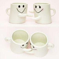 couple mugs I got for Christmas!! <3