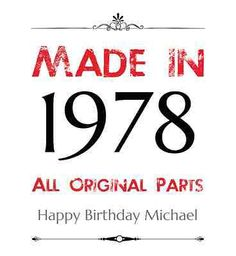 Pin by poppycat on happy birthday to you pinterest humor personalised handmade birthday card male men 18th 21st 30th 40th 50th any year altavistaventures Images