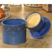 Azure Blue Antique Collection Butter Bell Crock by L. Butter Bell, Butter Pasta, Butter Dish, Butter Shrimp, Butter Recipe, Butter Mochi, Butter Icing, Cookie Butter, Butter Brickle