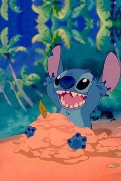Lilo Y Stitch, Disney Stitch, Disney Inspired, Disney Movies, Disney Characters, Fictional Characters, Disney Magic, Disney Art, Disney Pixar