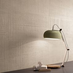 Gesso by Provenza is the first ceramic collection to reconsider the traditional use of plaster for original, unconventional moods. Desk Lamp, Table Lamp, Tiles Texture, Textures Patterns, Showroom, Concrete, Mosaic, It Is Finished, Interior Design