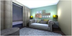 Teenagers room concept @Nicky Day.net Decor, Furniture, Room, House, Beautiful Homes, Home Decor, Stoop, Bed
